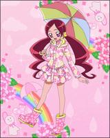 Puzzlun card Tsubomi 3c