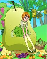 Puzzlun card Nagisa 4b
