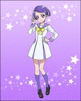 Puzzlun card Makoto 1