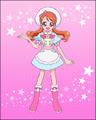 Puzzlun card Ichika 1b