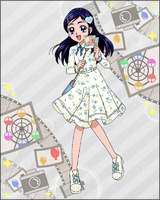 Puzzlun card Honoka 3g