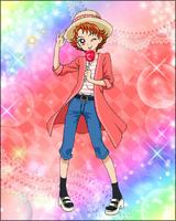 Puzzlun card Rin 3a