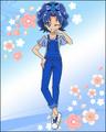Puzzlun card Aoi 3b