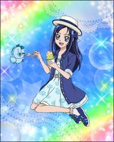 Puzzlun card Rikka 3a