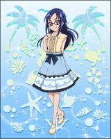Puzzlun card Rikka 3b