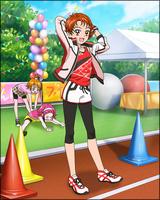 Puzzlun card Rin 4c