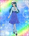 Puzzlun card Minami 3a