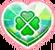 Puzzlun item hcrystal green