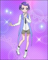 Puzzlun card Makoto 2