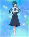 Puzzlun card Minami 2