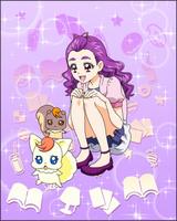 Puzzlun card Kurumi 3b