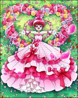Puzzlun card Megumi 5