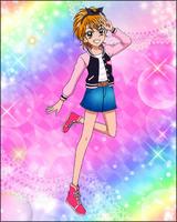Puzzlun card Nagisa 3b