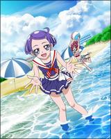 Puzzlun card Makoto 4b