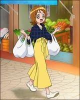 Puzzlun card Yuko 4a