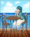 Puzzlun card Minami 4a