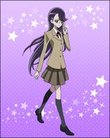 Puzzlun card Yuri 1
