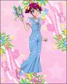 Puzzlun card Miyuki 3c