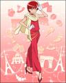 Puzzlun card Akira 3c