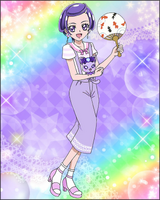 Puzzlun card Makoto 3a