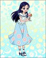 Puzzlun card Honoka 3c