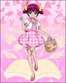 Puzzlun card Miyuki 3a