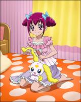 Puzzlun card Miyuki 4a
