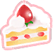 Puzzlun item cut cake