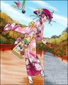 Puzzlun card Miyuki 4c