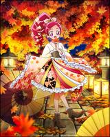 Puzzlun card Tsubomi 5