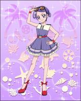 Puzzlun card Makoto 3b