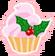 Puzzlun item xmas cupcake
