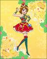 Puzzlun card Yuko 3c
