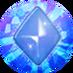 Puzzlun blue icon