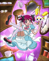 Puzzlun card Miyuki 4b