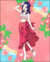 Puzzlun card Setsuna 3c