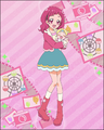 Puzzlun card Hana 3d