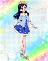 Puzzlun card Honoka 3b