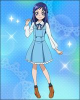 Puzzlun card Rikka 2