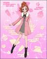 Puzzlun card Haruka 3d