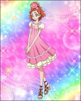 Puzzlun card Haruka 3c