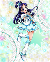 Puzzlun card Honoka C
