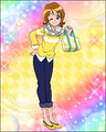 Puzzlun card Yuko 3a