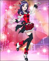 Puzzlun card Setsuna 4b