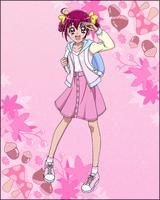 Puzzlun card Miyuki 3d