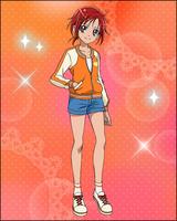 Puzzlun card Akane 2