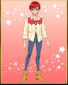 Puzzlun card Akira 1a