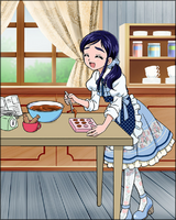 Puzzlun card Honoka 4c