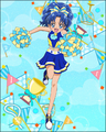 Puzzlun card Aoi 3d