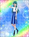 Puzzlun card Minami 3c